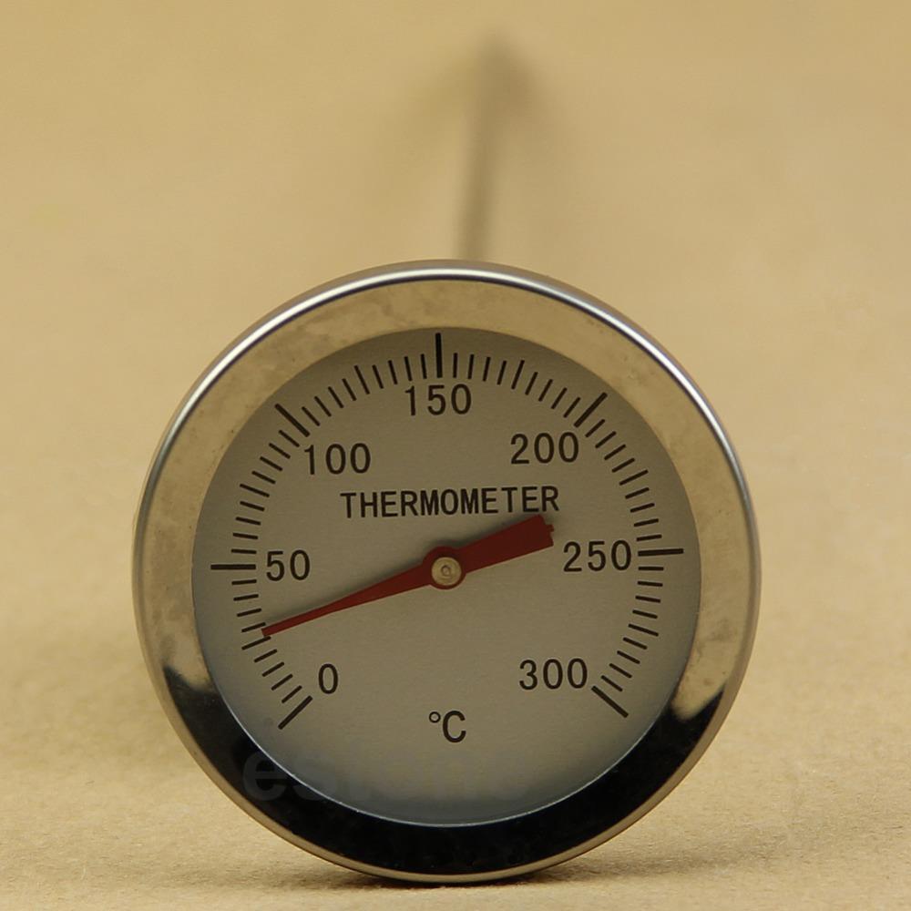 Lecture instantanée précis en acier inoxydable La cuisson des aliments viande sonde thermomètre Temp Instruments de température