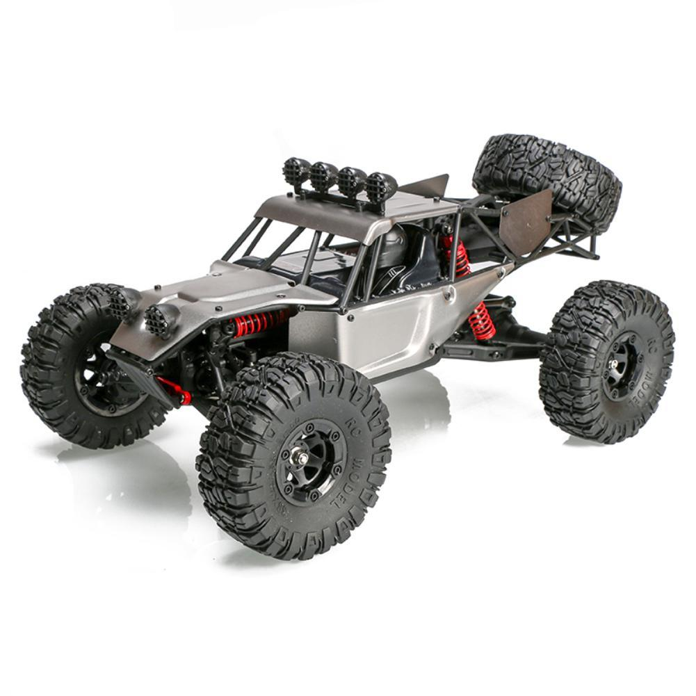 Kuulee 1:12 DIY Modified Remote Control Desert Off-Road Truck Metal Frame