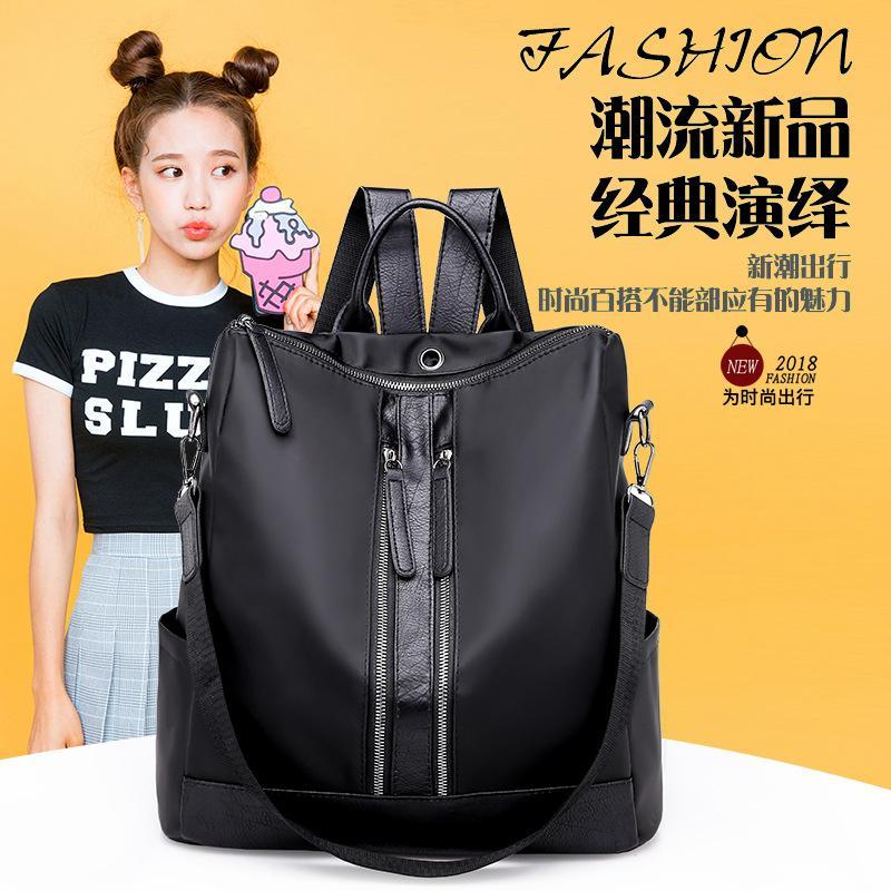 2020 New Waterproof Schoolbag Shoulder Bag Women's Travel Backpack