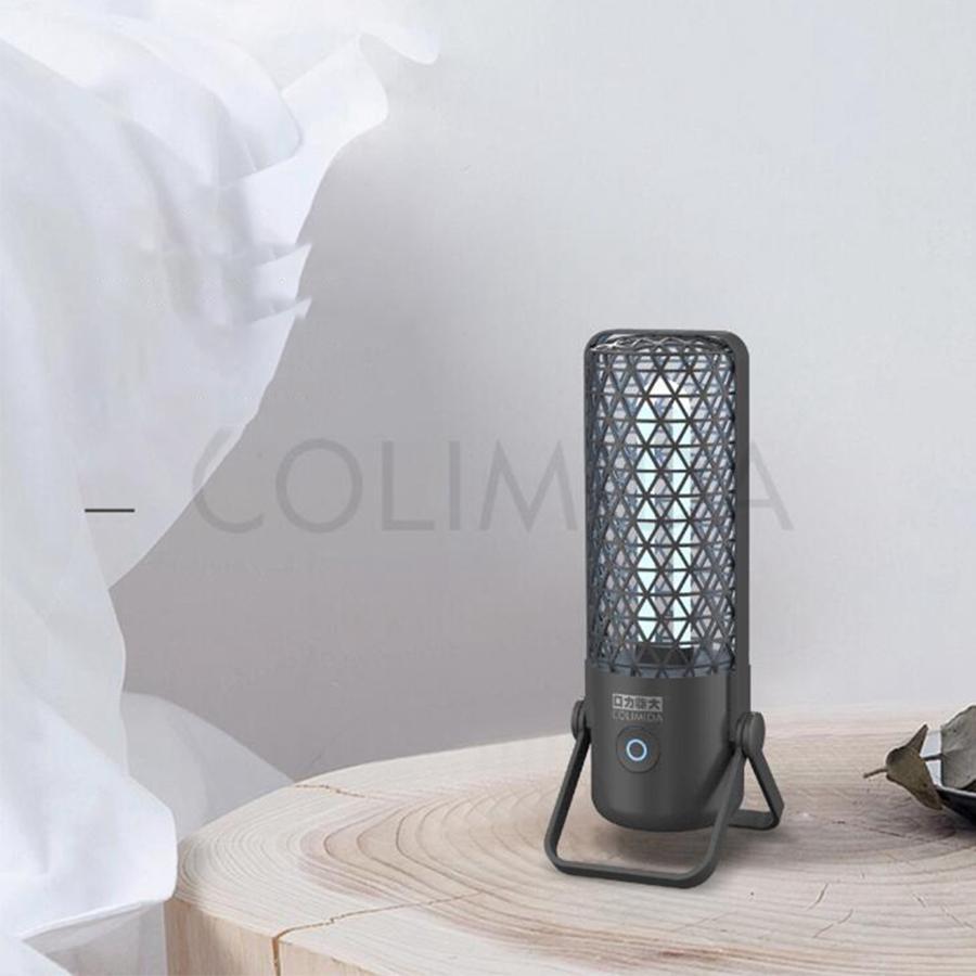 Портативная ультрафиолетовая лампа 5V Стерилизующая лампа UV LED Light стерилизатор клещ удалить дезинфицирующие лампы LJJO7798