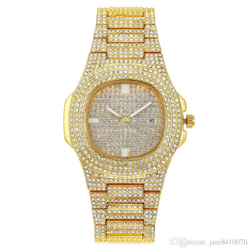 Atacado Mens Mulheres Moda Relógios de luxo Designer Quartz Movimento Partido Relógio de pulso Royal Oak Offshore Daniel Wellingtons