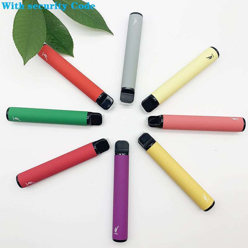 2020 Nueva soplo Plus desechable Vacío Pod Starter Kit 550mAh batería con 3,2 ml dispositivo de cartucho vainas Vape pluma barra vaporizador desechable