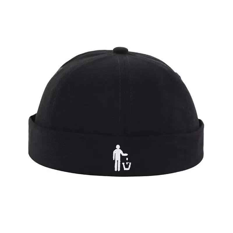 chapéu de Guapi masculina de verão e moda japonesa hip hop chapéu senhorio retro lazer das mulheres Rua Yapi