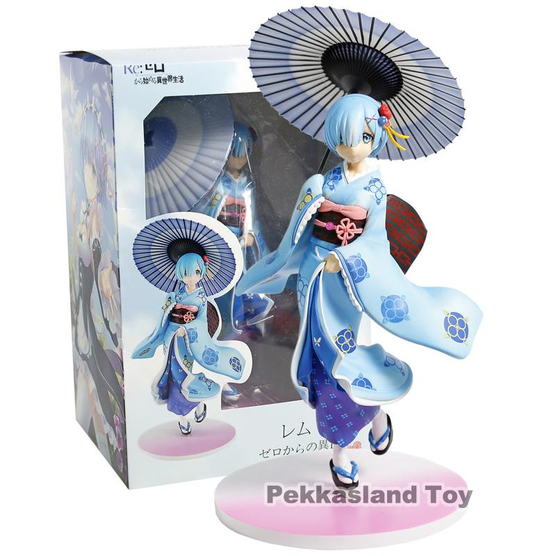 Life in a different world from zero Toy Gift BOX 8/'/' Japan Anime Figure Re