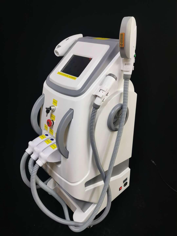 Poderoso 360 magnética de remoção de cabelo de alta qualidade OPT SHR a laser + RF + pico depilação tatto RF 3000w + 1200w 300000shots placa principal de melhor qualidade