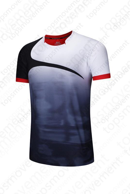 Lastest Homens Football Jerseys Hot Sale Outdoor Vestuário Football Wear Alta Qualidade 2020 00375