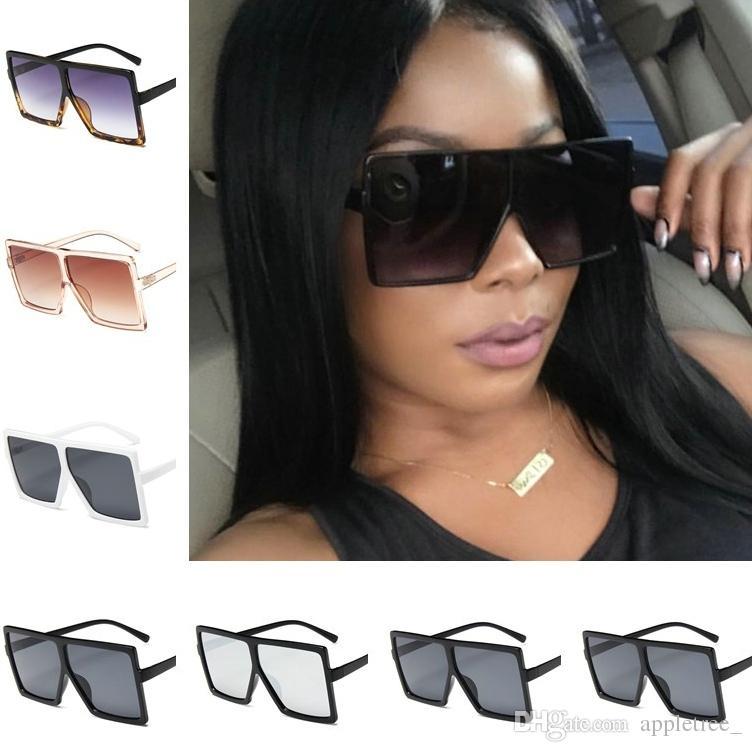 Designer Sunglasses shades mens womens sun glasses woman eyeglasses Luxury women men oversized sunglass fashion Square Glasses