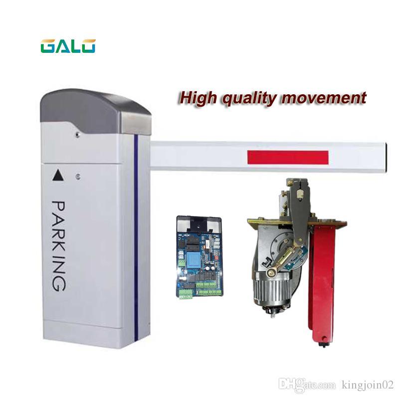GALO Barrière anti-trafic pour système de contrôle d'accès et de stationnement pour véhicules de haute qualité