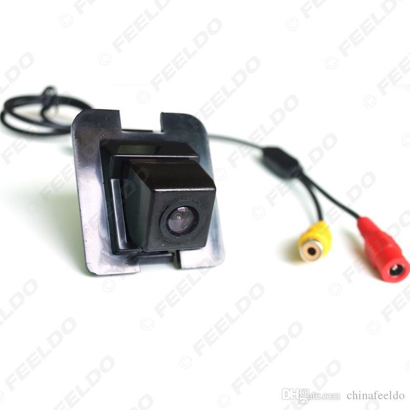 Voiture caméra arrière avec LED pour Mercedes Benz S-Class Caméra de recul # spécial inverse 4775