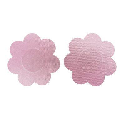 Unsichtbarer Brustwegwerfaufkleber der Blumenform reizender unbra wasserdichter hervorstehender Punkt-Bruststock 14 Farbstellengroßverkauf