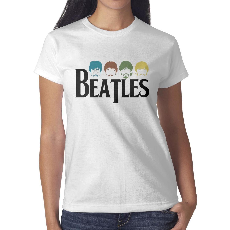 cbd15599 The Beatles Pop grey t shirt,shirts,t shirts,tee shirts shirt design  vintage superhero champion classic t shirt