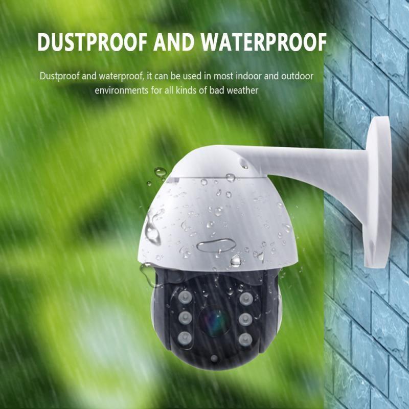 1080P 3MP Wifi IP Camera Auto Tracking IR Night Vision Home Security Camera Indoor Mini Audio Baby Monitor CAMERA IP Outdor