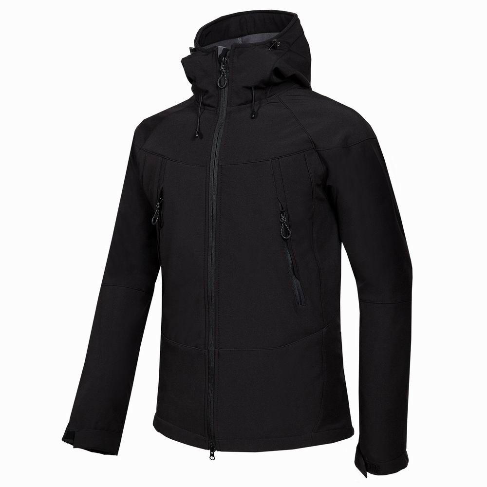 nuovi uomini HELLY giacca invernale con cappuccio Softshell per antivento e impermeabile morbido cappotto Shell Jacket HANSEN Giacche Cappotti 1750