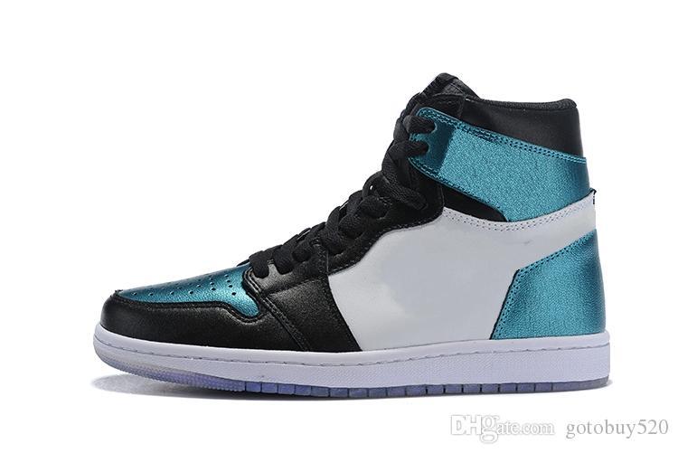 2020 venta caliente de alta top blanco y negro de luz azul mallas de cuero zapatos zapatos al aire libre de alta calidad mujeres de los hombres los zapatos del tamaño 36-47