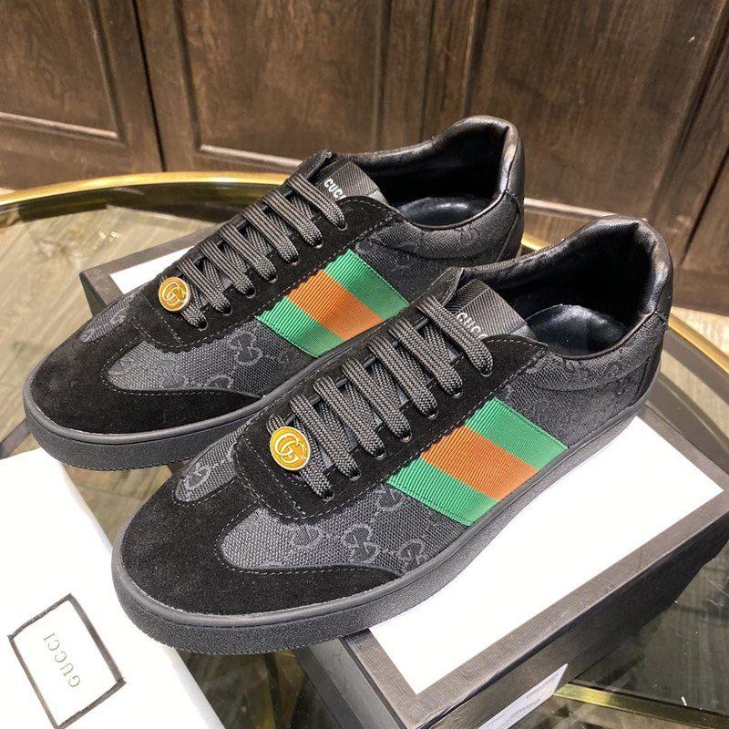 F2 beiläufige Art und Weise Herrenschuhe, High Quality Komfortable Designer Luxus-Mann-Schuhe, stilvolle Turnschuhe, Originalverpackung Zapatos Hombre