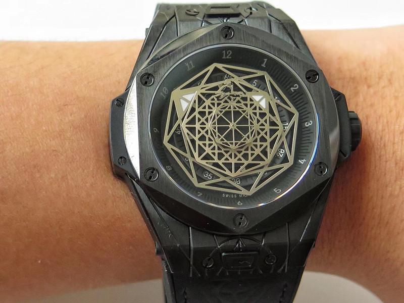 molto carino ce343 ea512 HB USES Customized HUB1213 Movement Waterproof Mechanical Watches ...