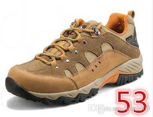 2019 homme Wome Outdoor chaussures de randonnée chaussures de course le sport cf00aa00053