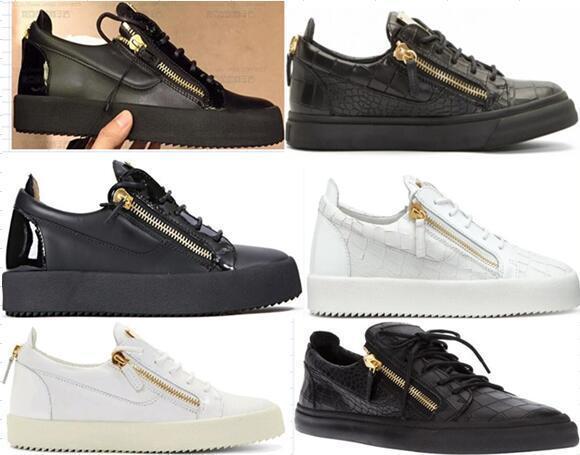 Haute Qualité Hommes Femmes Mode bas-top chaussures lacées Mesh Sneaker Chaussures plein air Race Runner Chaussures Casual 36-46 de xshfbcl