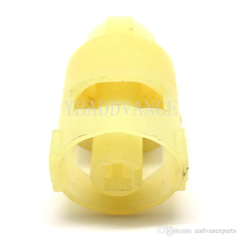 Kfz-Pbt-Gf10-Steckdose für Kunststoff-Rundsteckverbinder für Motorräder