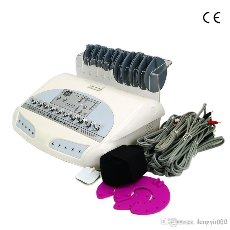 러시아어 파도 EMS 전기 근육 자극기 전기 EMS 깊은 근육 자극기 / 근육 슬리밍 치료 시스템