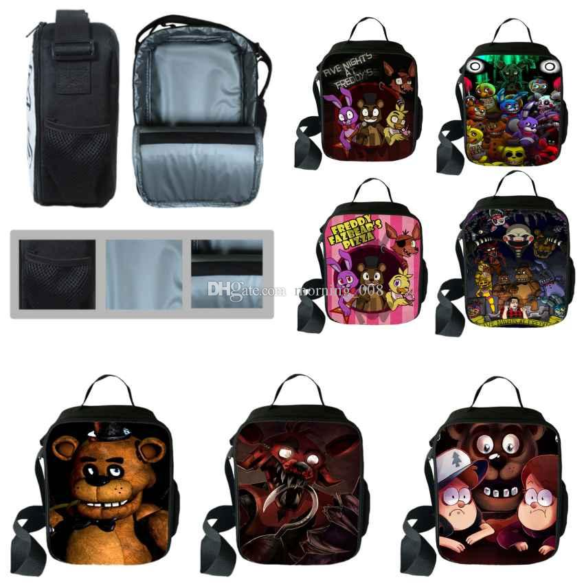 Five Nights at Freddy/'s Insulated Lunch Bag