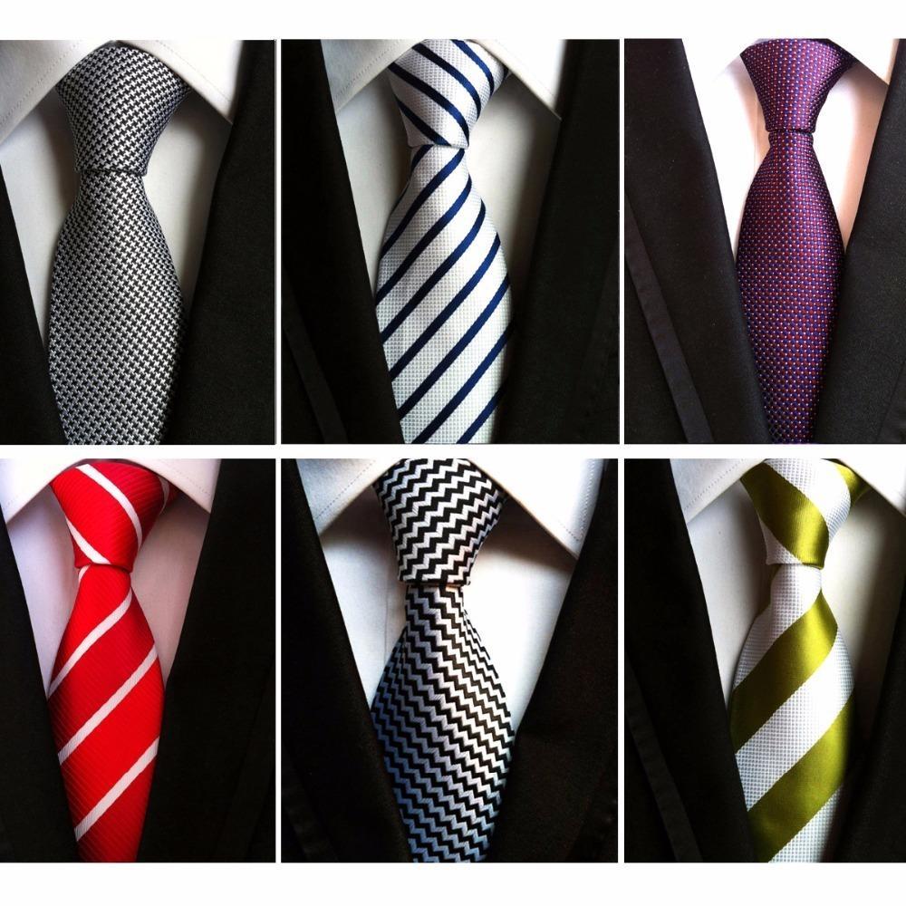 Rbocott رجالية 8 سنتيمتر موضة الأبيض أسود العلاقات الأرجواني مخطط التعادل الأصفر ربطة العنق الزفاف الأحمر التعادل للرجال بدلة رسمية الأعمال C19011001