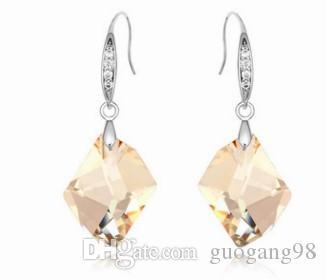 nobre baixo preço de alta qualidade mais cor diamante cristal jade 925 prata lady's 39.41rtrf