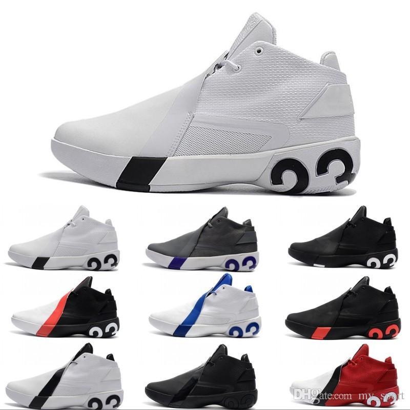 2020 Vente Jimmy Butler III Jumpman Ultra Fly 3 Griffin Butler Hommes Basketball Chaussures Triple Noir Blanc Bleu Designer 3s Sneakers