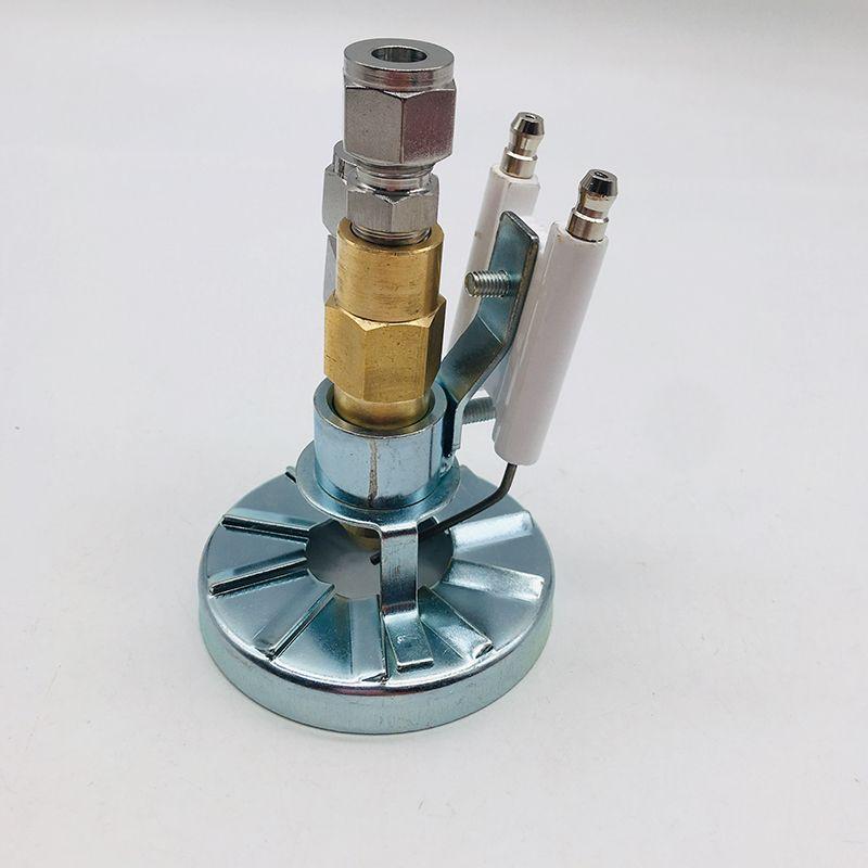 Fuel Burner Gas Burner Nozzle Flame Stabilizer Oil Spray Unit Fuel Waste Oil Burner Air Atomizing Spray Nozzle
