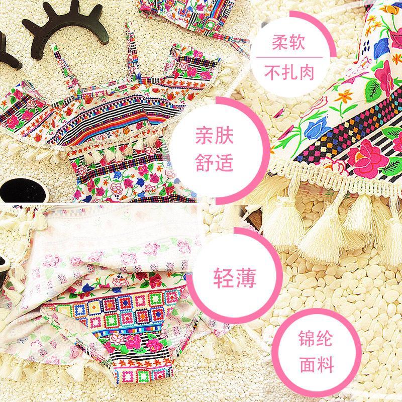 New Girls Bikinis One Piece Swimsuits Baby Swimwear Children Bathing Suit Kids Monokini Floral Summer Beach Wear