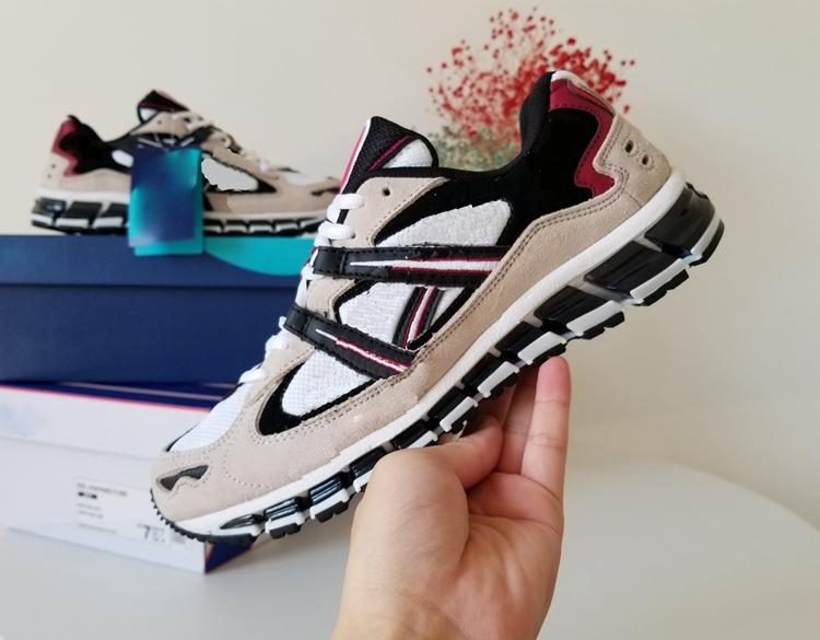 2020-Walking-Schuhe GEL-Kayano 360 5 Jugend Herren Neu Lauf GEL-Dämpfungs Schuhe Weiß Grün Studenten Sneakers1988