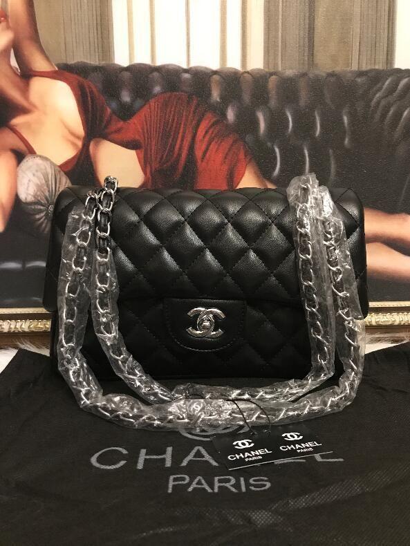 Modo caldo annata signore di disegno delle borse delle donne Catena Portafoglio in pelle Messenger e Shoulder Bag
