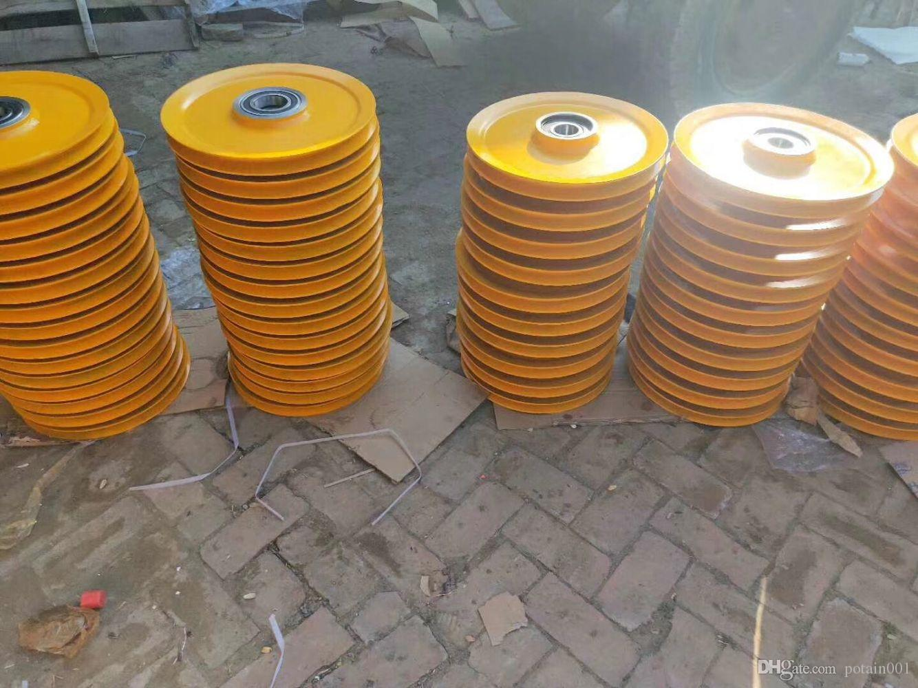 2020 Potain Tower Crane Mc Md Range Spare Parts Mc125 Mc205 Main Rolling Wire Rope Trolley Iron And Lylon Pulley Including Bearing Sales Online From Potain001 40 21 Dhgate Com