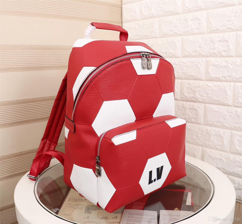Женская Новая сумка-ведро Портативная сумка для переноски Современный дизайн Красный Черный Футбольная сумка