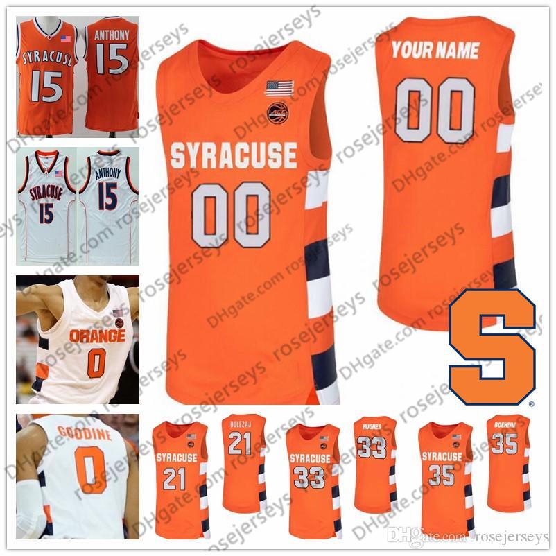 2020 Custom Syracuse Orange 2020 Basketball Any Name Number White 21 Marek Dolezaj 33 Elijah Hughes 35 Buddy Boeheim Men Youth Kid Jersey 4xl From Rosejerseys 13 07 Dhgate Com