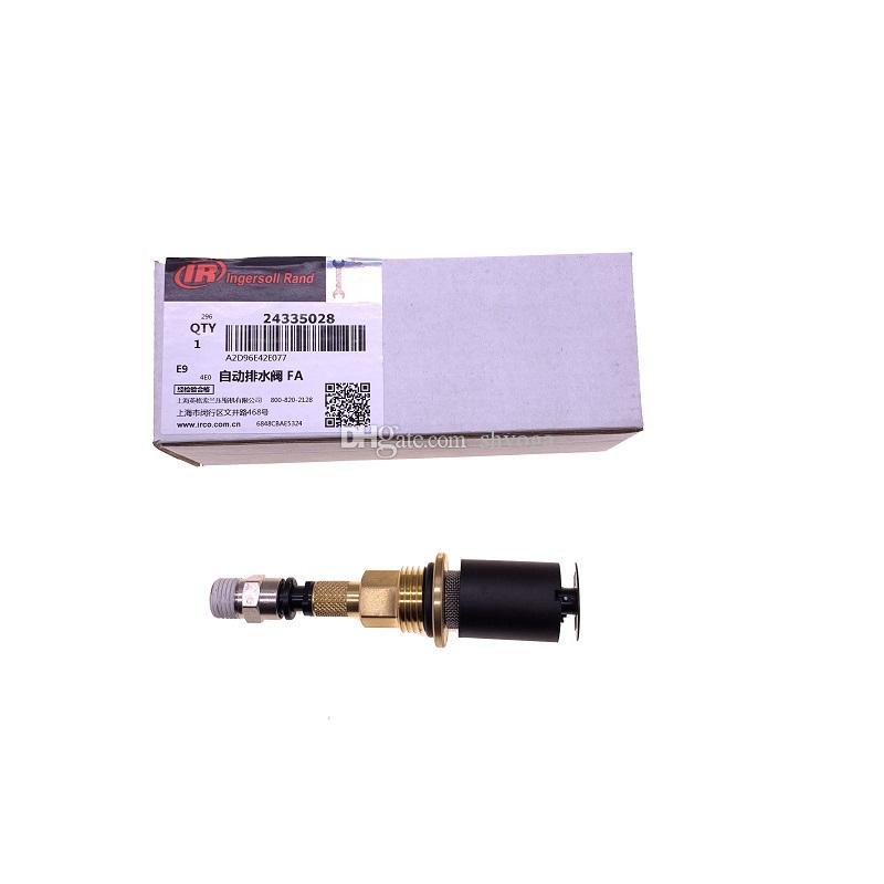 4 pçs / lote Válvula de drenagem automática genuína 24335028 para montagem de pipelinefilter