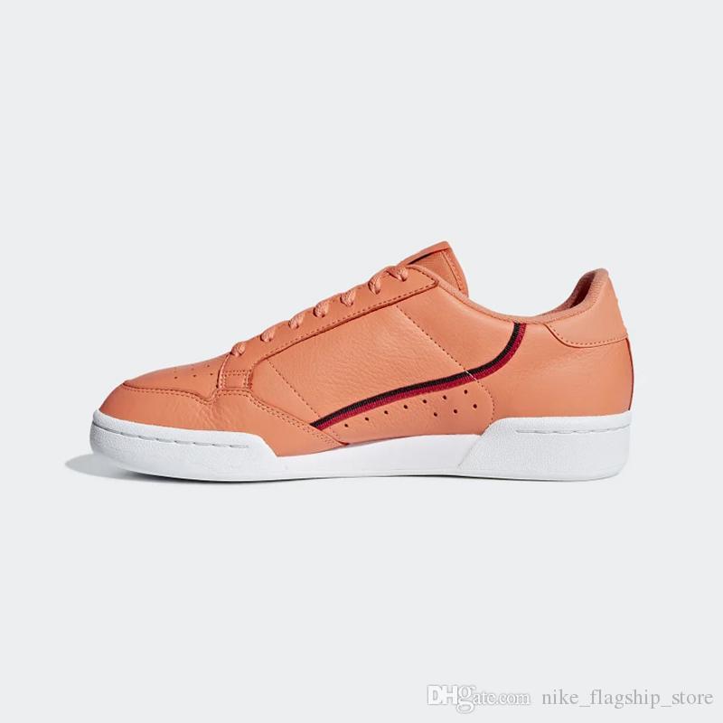 adidas Schuhe – Continental 80 weißweißbeige