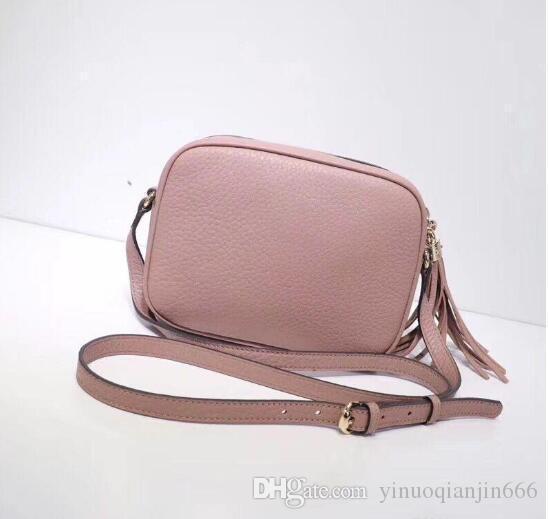 2018 neue Frauen-Designer-Handtaschen Schlangenleder geprägte Art und Weise Frauen Tasche Kette Crossbody Beutel-Marken-Entwerfer Messenger Bag sac Haupt