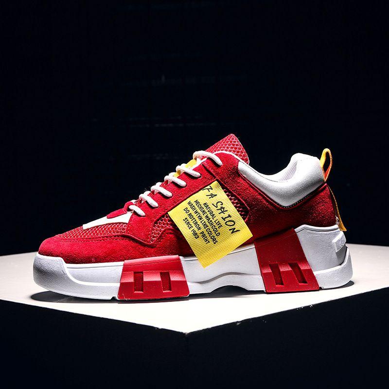Hot Sale Ins Sneakers Men Shoes 2019