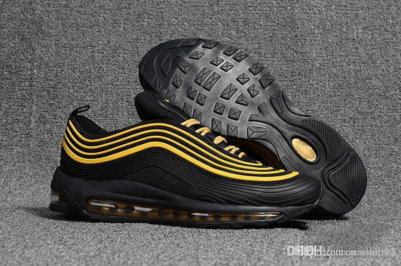 air max 97 nere e dorate
