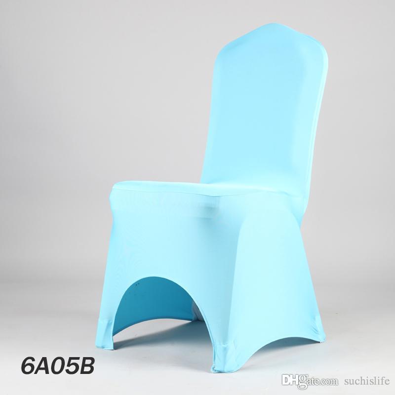 100PCS 2016 NUOVO Fancy Chair Decoration Christmas Party poliestere sedia della copertura di nozze di caso dalla fabbrica 20170629 #