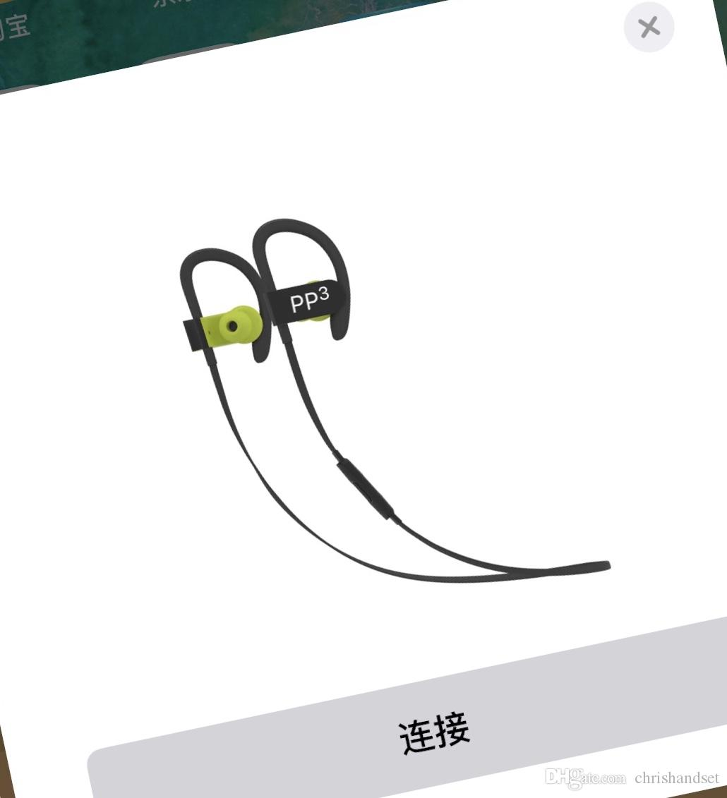 P P 3 Wireless Bluetooth Earphones With W1 Chip Through Icloud Connect Ear Hook Earphones With Retail Box Best Gaming Headphones Best Headphone From Chrishandset 50 26 Dhgate Com