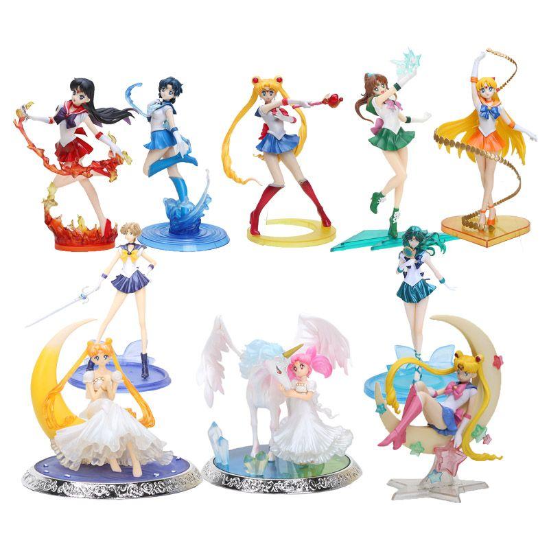 Figuarts ZERO Sailor Moon Sailor Jupiter Figure