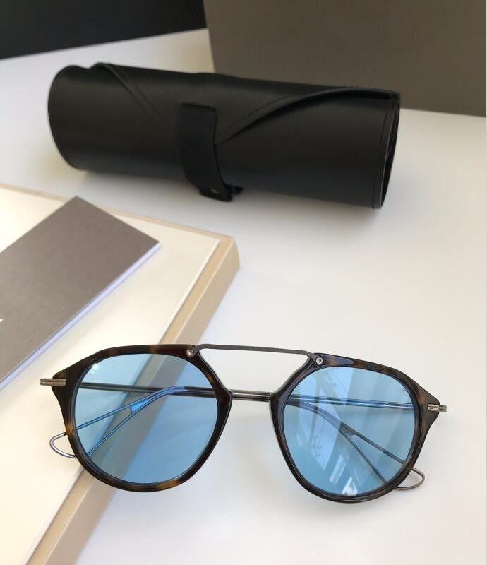 Новые моды Kohn Men UV400 Солнцезащитные очки с летним Популярным Открытым Солнцезащими Очки Женщины Спецификация Мужская Оптовая Очки Простое Sungla VADT
