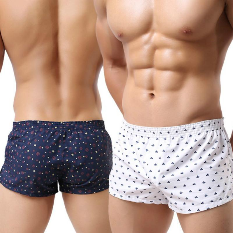 Hommes Designer Casual Mode boxers New Arrival Impression Hommes Hommes Marque Caleçon confortable Respirant Underpants 2020new