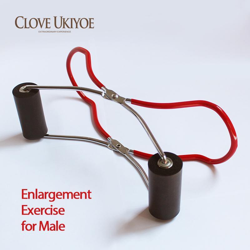 Erkek Penis Büyütme Egzersiz Genişletici Aracı Cihazı Pro Adam Için Genişletici Penis Büyütücü Cihazı Penis Uzatıcı Seks Oyuncakları Y19052703