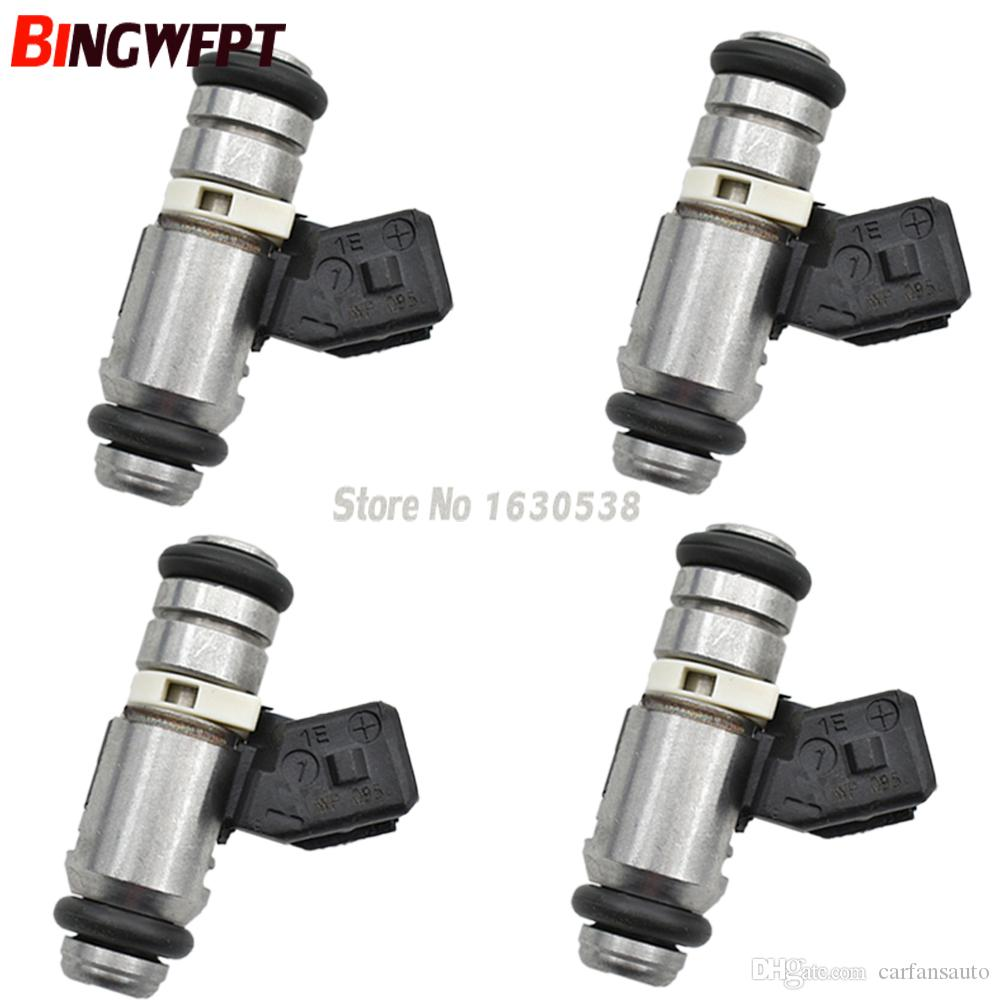 1.2 FUEL INJECTORS WITH RAIL  IWP095 FIAT PANDA 1.1