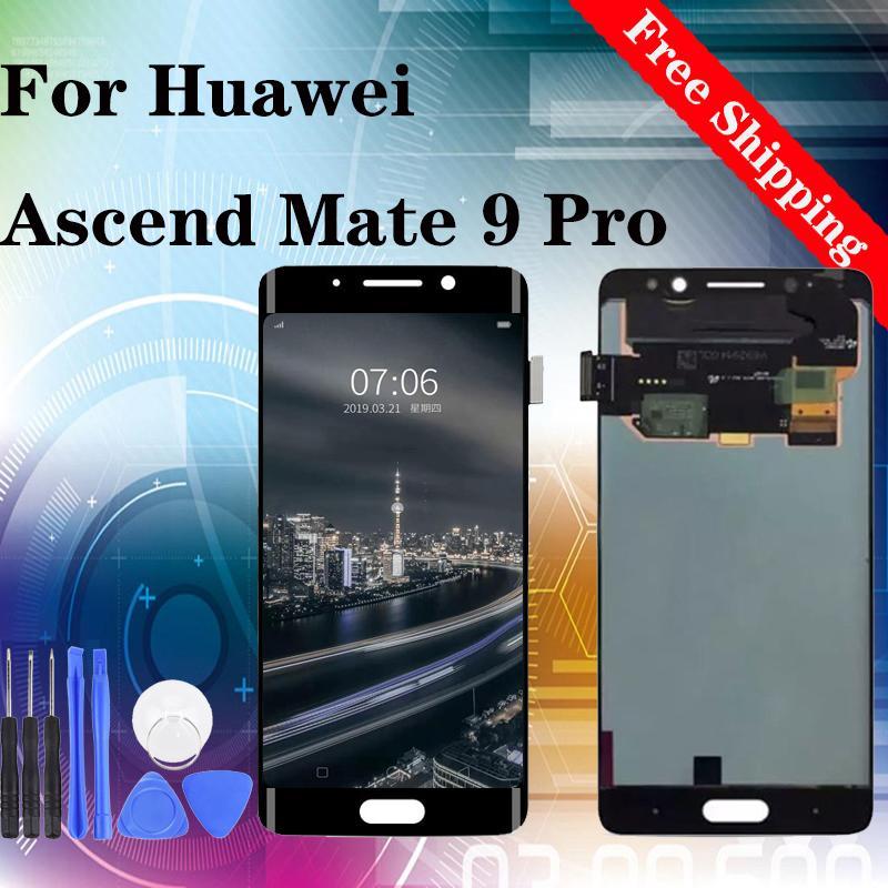 Оригинальный новый для Huawei Ascend партнера 9 про ЖК-дисплей с сенсорным экраном Замена Digitizer Сборка 100% тестирование