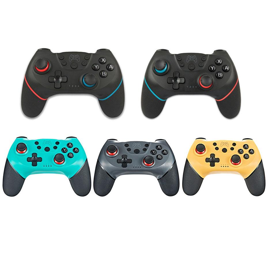 Wireless Controller para Nintend Mudar Pro NS-Switch Pro Game Console Gamepad Bluetooth Gamepad Jogo joystick controlador com 6-Axis Handle