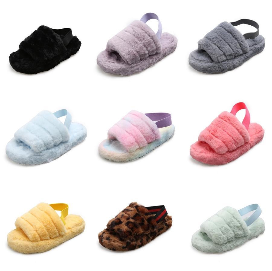 Las nuevas mujeres casual de las señoras de la vendimia elegante del leopardo del fracaso de tirón de la cremallera cómodo zapatillas zapatos de las mujeres 2020 S03 # 460